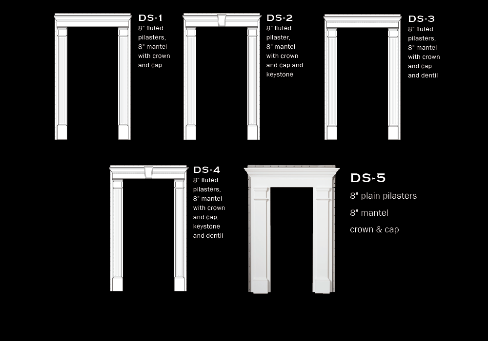Catalog - Door Surrounds 1-5